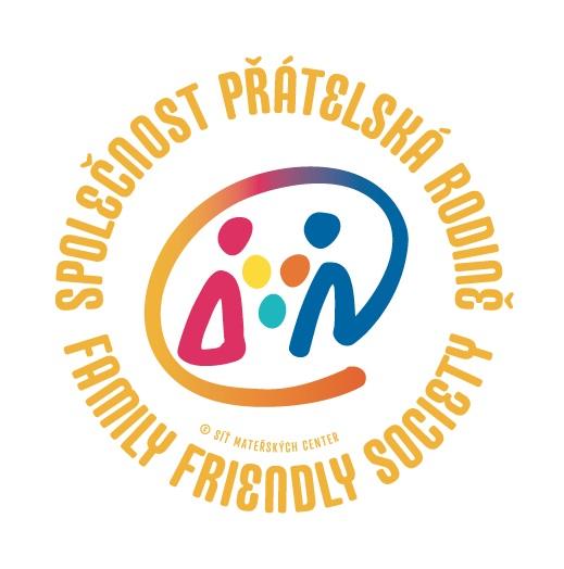 Logo Společnost přátelská rodině